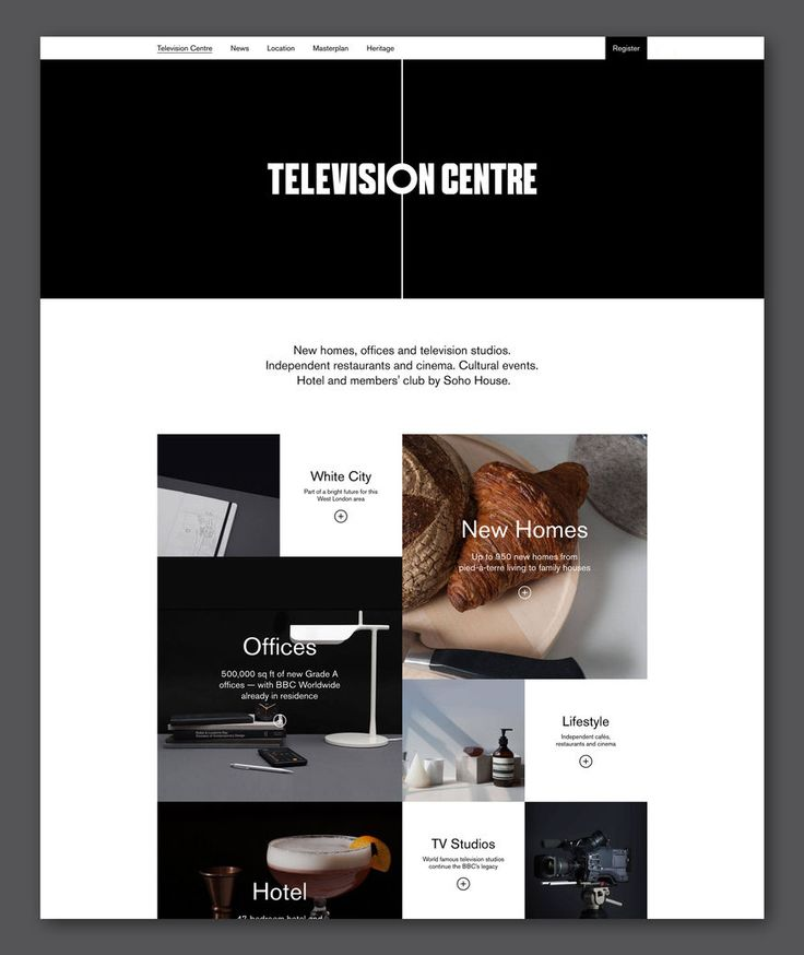 Television Centre. Reimagining Britain's factory for television – dn&co.