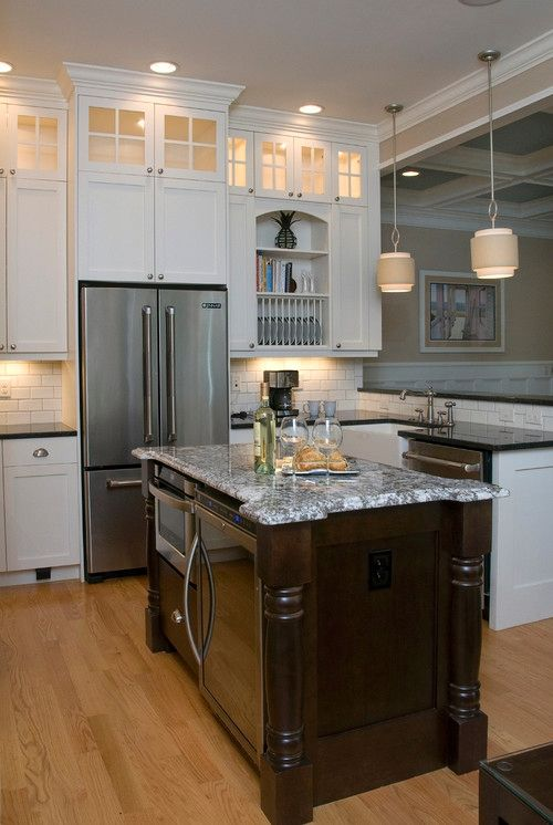 16 best images about Kitchen Islands on Pinterest