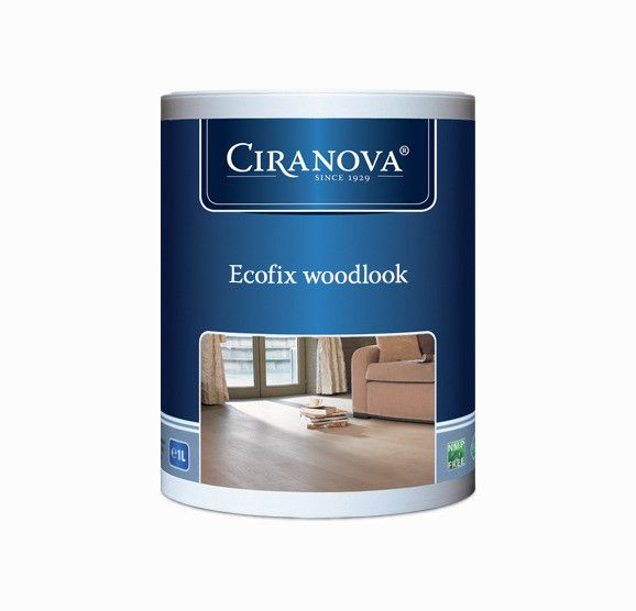 Ciranova® - Debal Coatings - Coating - Verf coating - Coating vloer - Hout vernissen - Ecofix Woodlook: impregneringsolie op waterbasis voor parket en houten meubelen. - Roeselare - Beveren - Parketolie - Pattyn Vernissen