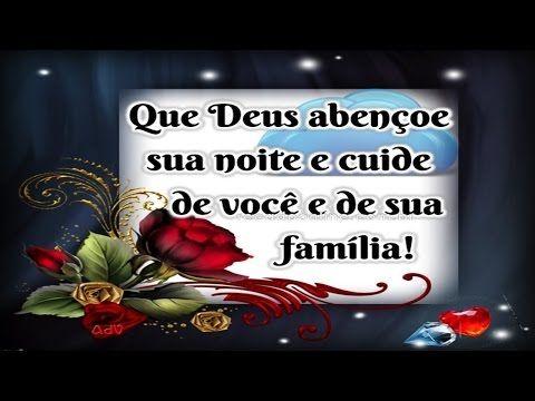 FALANDO DE VIDA!!: Boa noite amigos e família - video de boa noite - ...