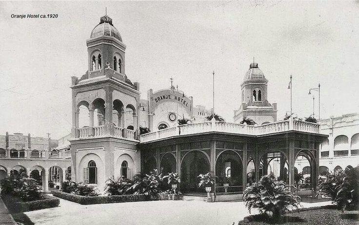 Oranje Hotel 1920