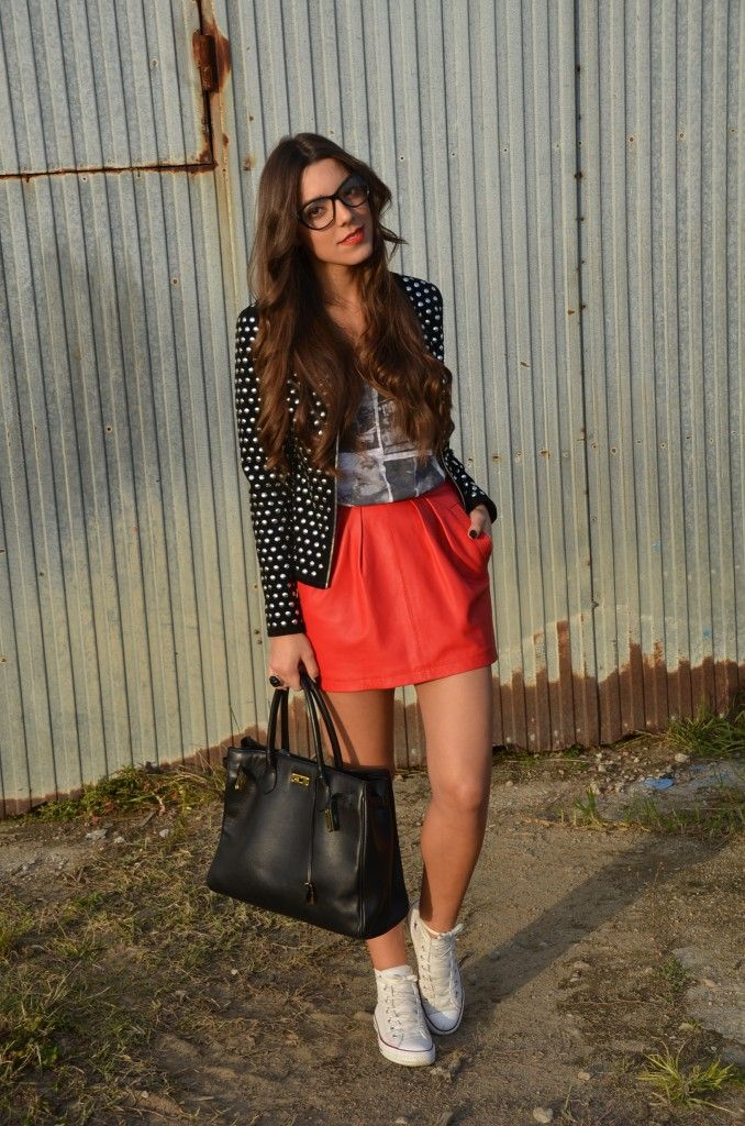 71 Best Converse Skirts Images On Pinterest