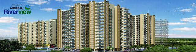 Property In India: Amrapali Riverview: Excellent Residential Project ...