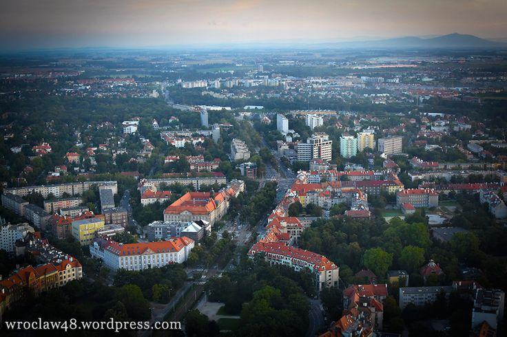 #Wrocław #panorama #dolnośląskie #wrocławia #wroclove