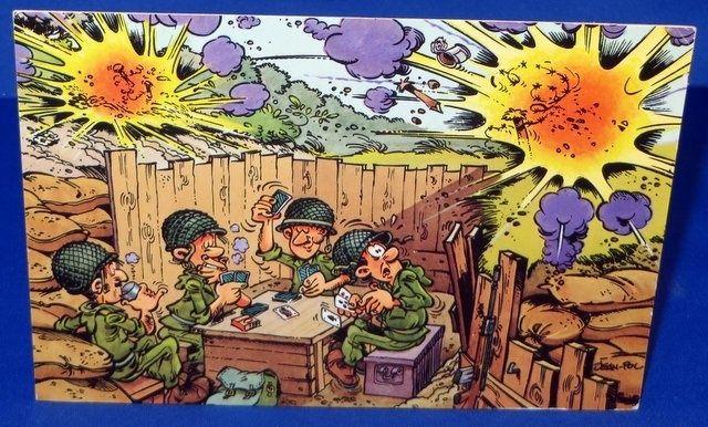 Militaire humor, Legerkaart 22073