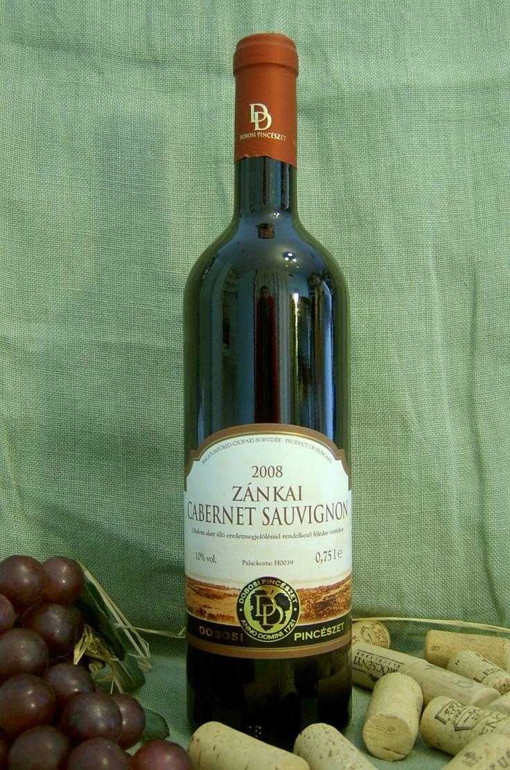 Cabernet Sauvignon vörös félédes, Dobosi Pincészet