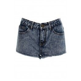 Abi Acid Wash Denim Hotpants BUY IT NOW ONLY £15 AT www.fuchia.co.uk