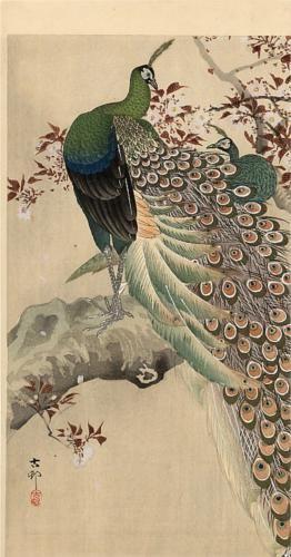 Ohara Koson 1910