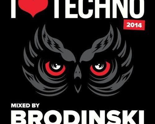 VA – I Love Techno 2014 (Mixed By Brodinski) [Music Man]