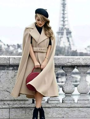 Cape and Beret