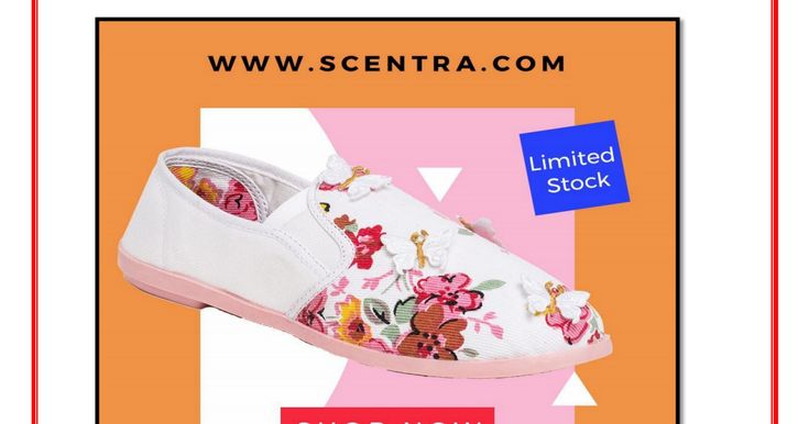 Shop casual shoes online Scented offers a variety of shoes apart from casual shoes online that are both comfortable and fitting for every occasion, be it for normal daily wear or for a particular occasion. The great scent and comfortable nature of the shoe make it highly appealing for all its customers.