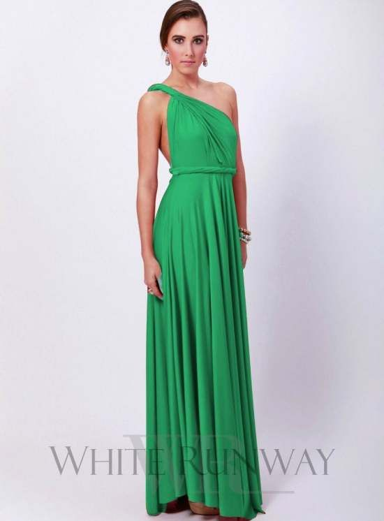 Goddess By Nature Multi-Way Bridesmaid Dress - Womens Clothing Online Australia