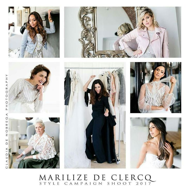 A sneak peak into the shoot we styled hair for earlier this week  @Regrann from @marilizedc -  M I L E S T O N E  A sneak peek of my Campaign Shoot we did on Monday.  What an HONOR it was to work with such incredible people.  Thank you to @valdevieestate for the perfect location; @stylebarsa for our perfectly styled hair; @maccosmetics for your professional and talented team (@saskiabuxton @mary_quite_contrary1 @louwmariaan @denitagoosen_mua); @janitatoerien and @klukcgdt  for your gorgeous…