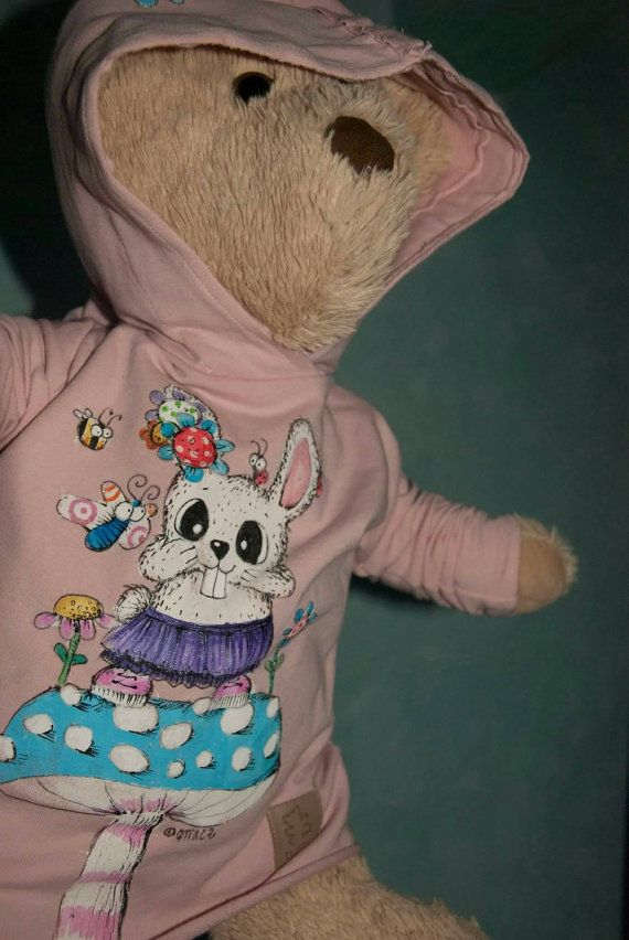 Check out this item in my Etsy shop https://www.etsy.com/listing/507027369/funny-bunny-hoodie