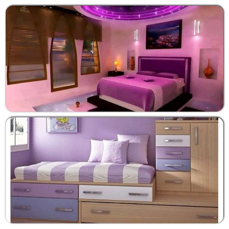 Bed rooms
