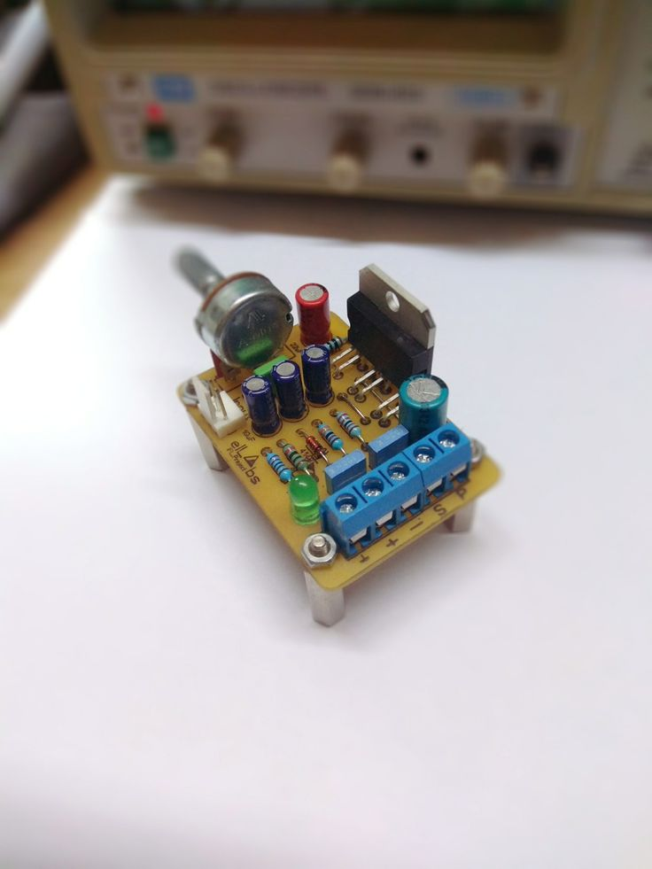 TDA 7294 100W PowerAudio #Ifi_project #elL∆bs.. .