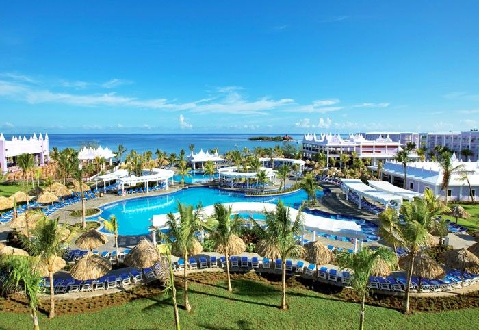 Riu Montego Bay Jamaica - All-Inclusive this is the place. Booking and planning