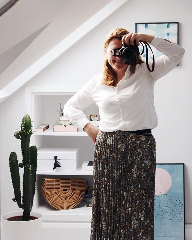 a730396776 William Morris for H&M | Pleated skirt William Morris | >>clothes ...