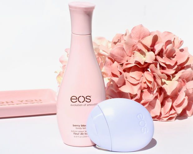 Soften Up With Eos Body Lotion And Hand Lotion