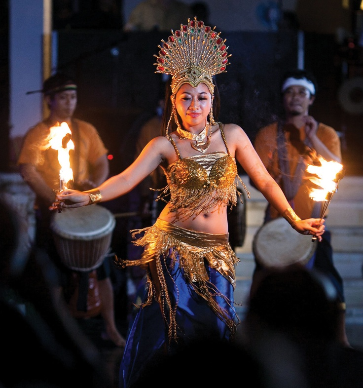 Rhapsody – Fire Dancers | Bali Entertainment | Click the image to visit our website for more Bali wedding and event inspiration!