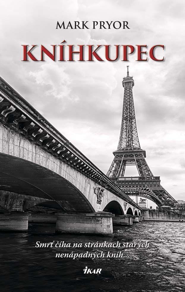 Za bieleho dňa unesú v Paríži Maxa, staršieho bukinistu, ako nazývajú majiteľov knižných stánkov na nábreží Seiny. Jeho priateľ, šéf bezpečnosti na Americkom veľvyslanectve, sa len bezmocne prizerá, nemá možnosť únoscu zastaviť. Marston rozbehne vyšetrovanie a o pomoc požiada agenta CIA Toma Greena, ktorý je už jednou nohou na dôchodku.  Čo sa udialo ďalej: http://www.bux.sk/knihy/205635-knihkupec.html