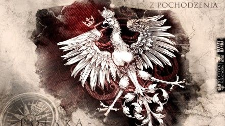 White Eagle-Polish National Emblem