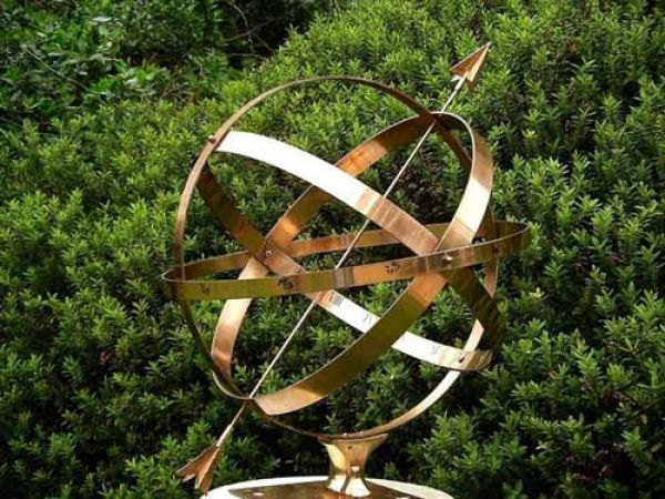 bronze garden or yard outside and outdoor sculpture by artist silas higgon titled