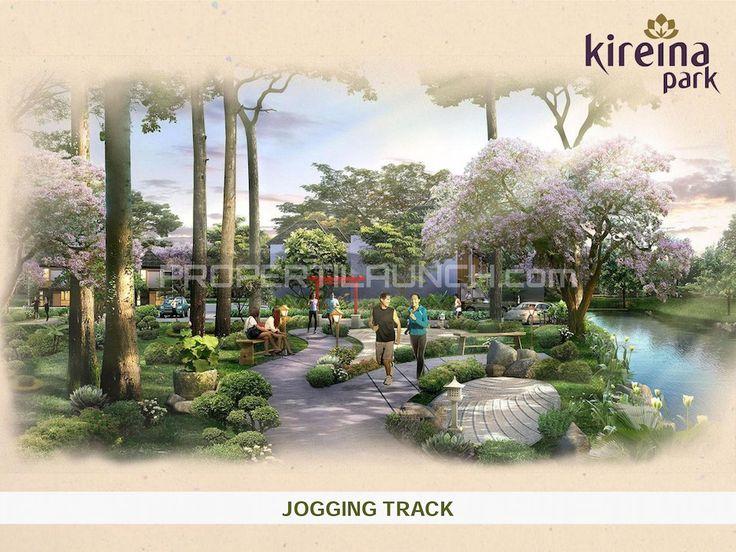 Cluster Kireina Park Jogging Track
