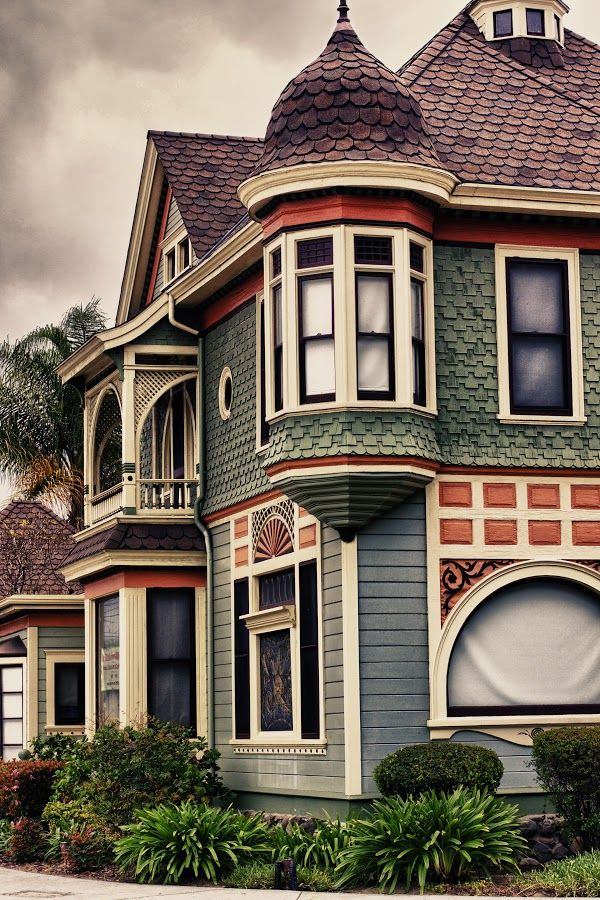 515 Best Victorian Style Homes Images On Pinterest
