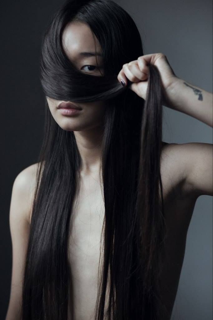 Hair | Asian silk