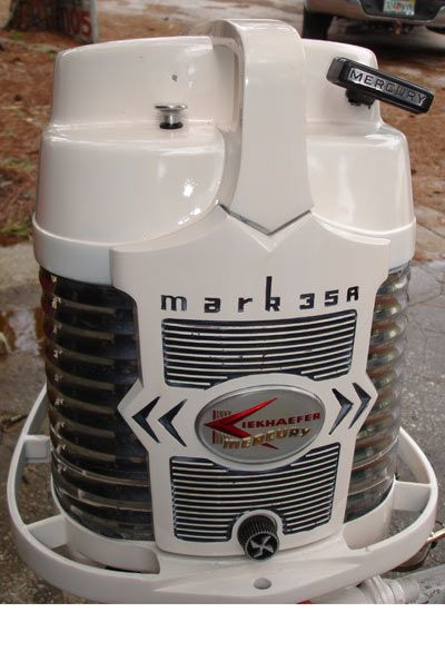 Mercury Mark 35 A 35hp Mercury Outboard For Sale