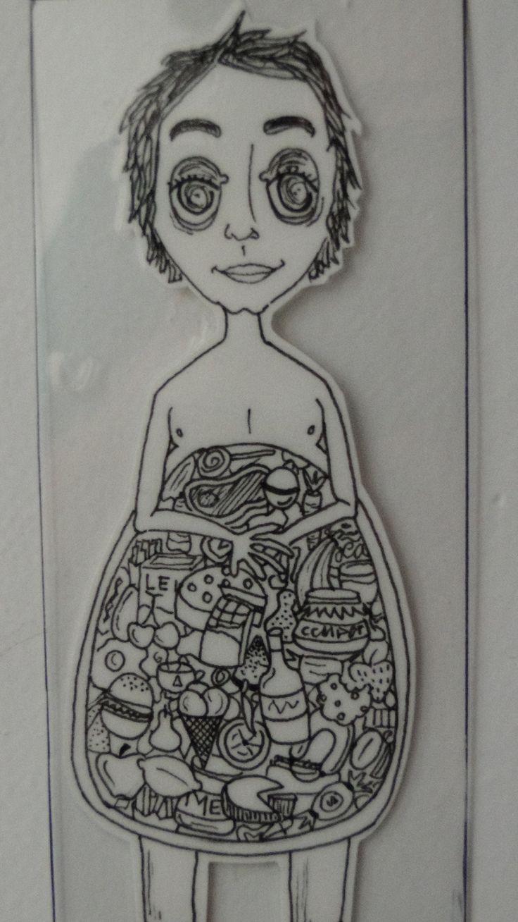 Desenho de Maria Pisco