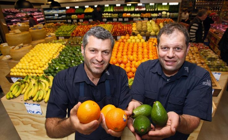 Supermarket Monsters