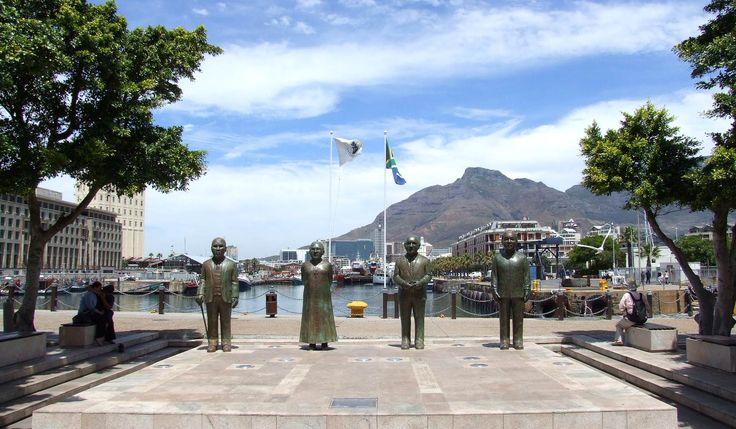 South Africa's four Nobel Peace Prize winners ... Albert Lithuli (1960), Desmond Tutu (1984), FW de Klerk (1993) and Nelson Mandela (1993).  africatravelresource.com