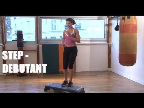Exercices de Step débutant - Fitness - YouTube
