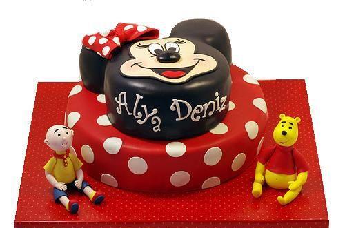 Minnie Mouse Pasta