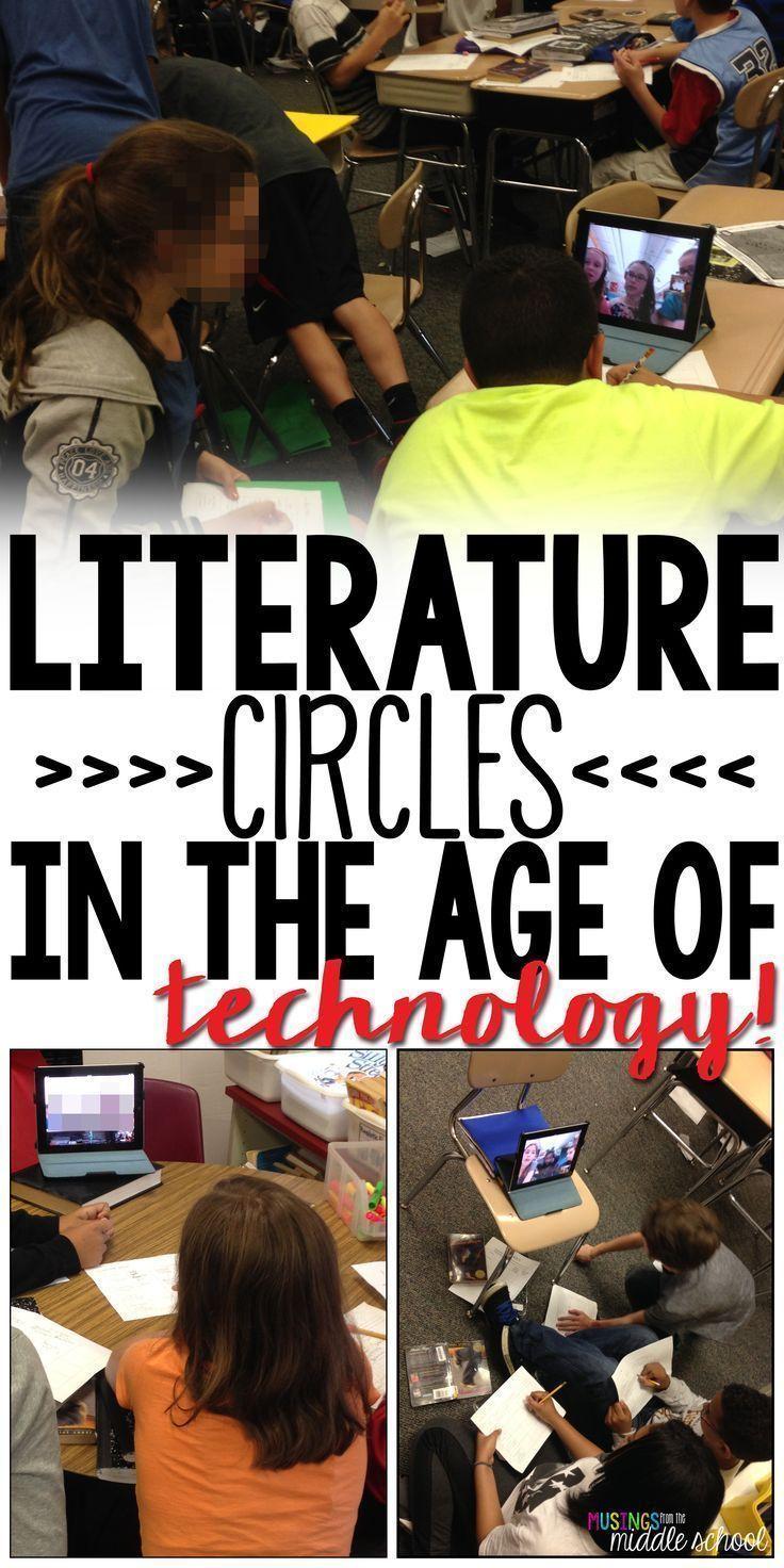 Literature Circles for Novel Study - dyerenglish.weebly.com