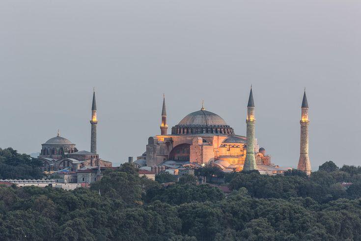History of Hagia Sophia