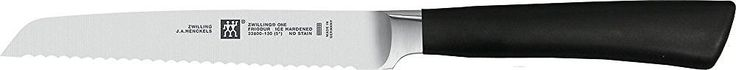 Zwilling J.A. Henckels Zwilling One 5-Inch Serrated Utility Knife