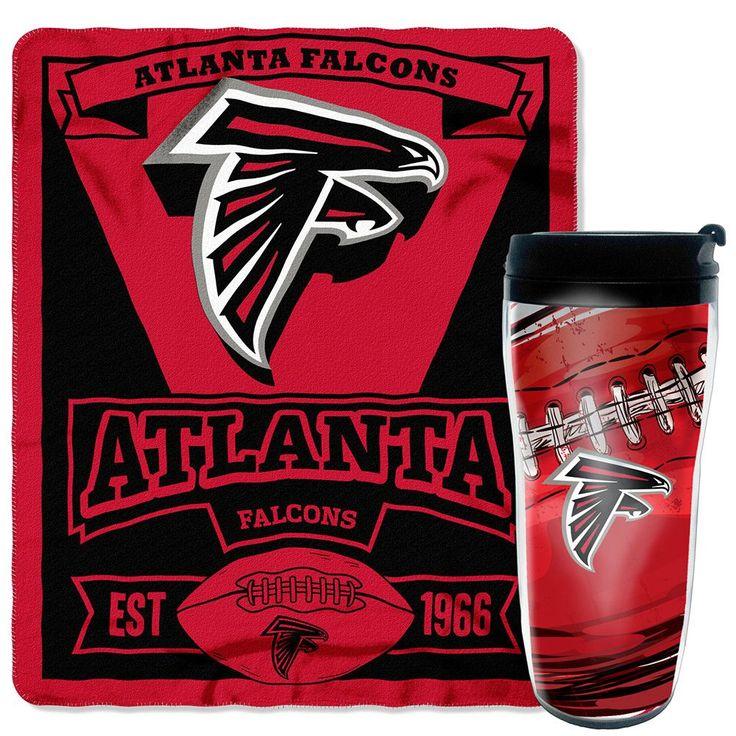 Atlanta Falcons NFL Mug N Snug Set