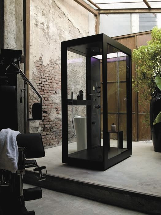 les 25 meilleures id es de la cat gorie douche. Black Bedroom Furniture Sets. Home Design Ideas