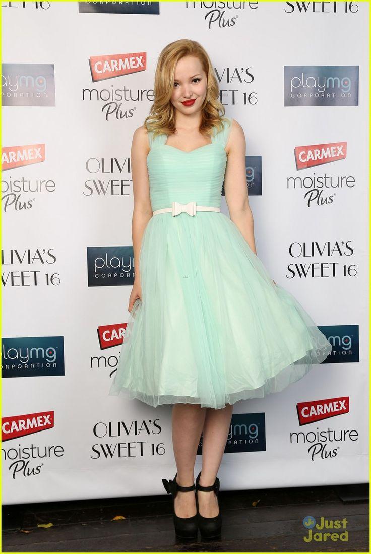 Dove Cameron : Olivia Holt's Sweet 16! | dove cameron luke benward tbm holt party 12 - Photo Gallery | Just Jared Jr.