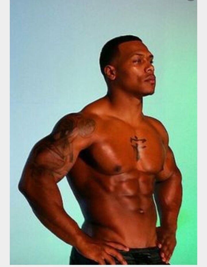 Luscious black male stripper website