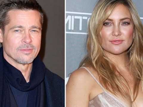 Kate Hudson's Father  Dos't Deny Brad Pitt  and Kate Hudson Dating