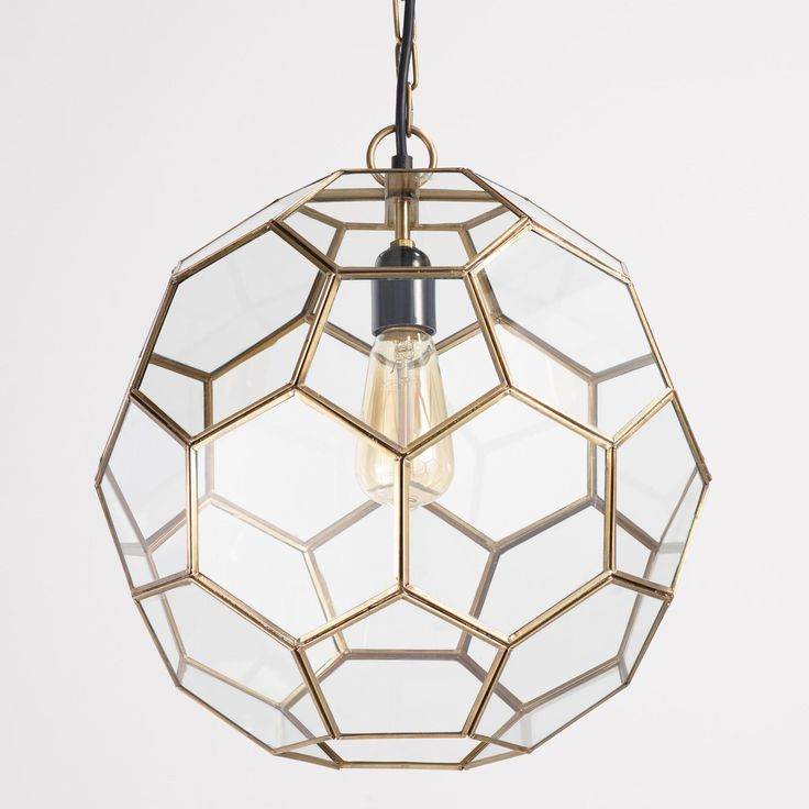 Faceted Glass Paxton Pendant - 508 Best CHANDELIERS AND LIGHTING Images On Pinterest Kitchen