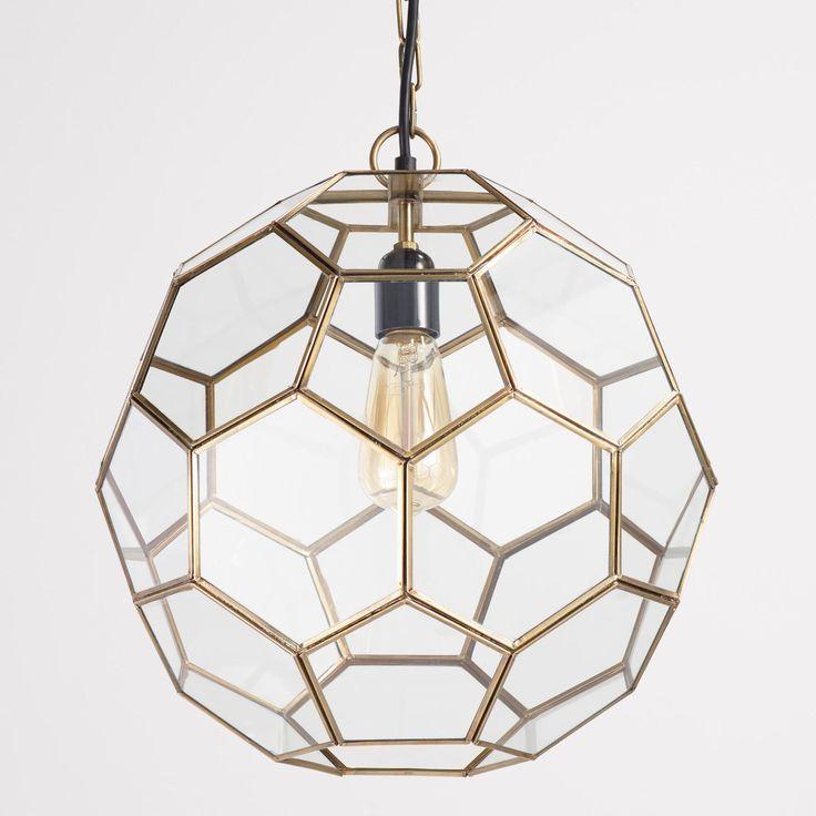 Faceted Glass Paxton Pendant - 471 Best Lighting Images On Pinterest Light Fixtures, Pendant