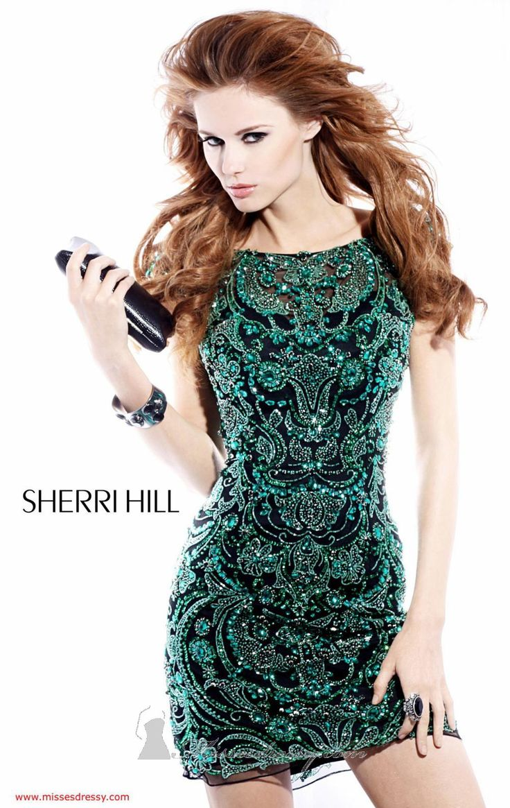 Sherri Hill 2948 Las Vegas Dress