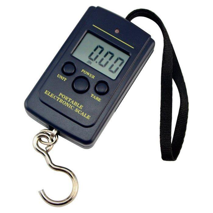 Электронные кантерные весы 10 г - 40 кг