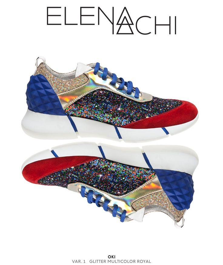 #elenaiachi #sneakers #playhard #summer2015  www.elenaiachi.com