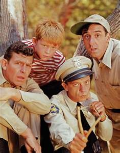 The Andy Griffith Show.....I still enjoy watching this show.